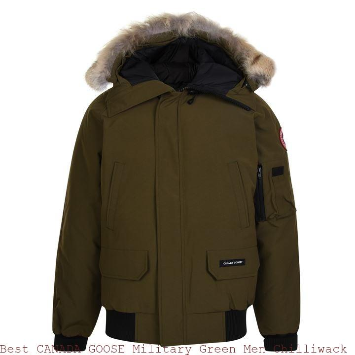 c432ceb5cda Best CANADA GOOSE Military Green Men Chilliwack Bomber Jacket Boise, ID  60426616
