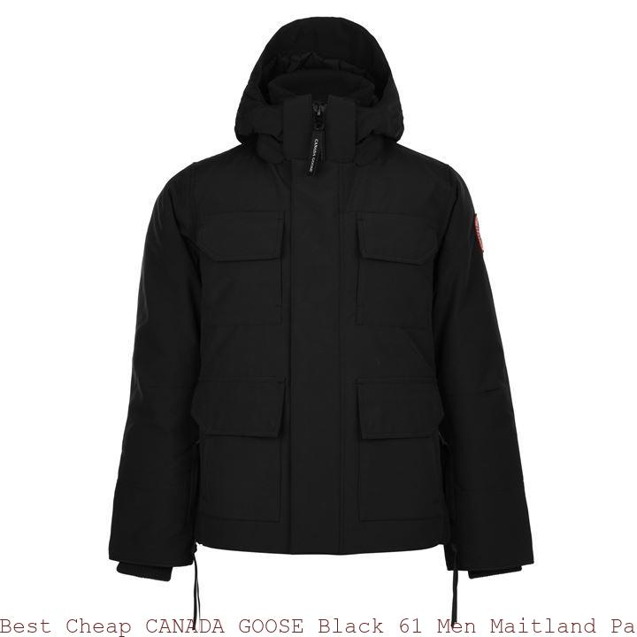 a03a921d338 Best Cheap CANADA GOOSE Black 61 Men Maitland Park Padded Jacket Chula  Vista, CA 60077303