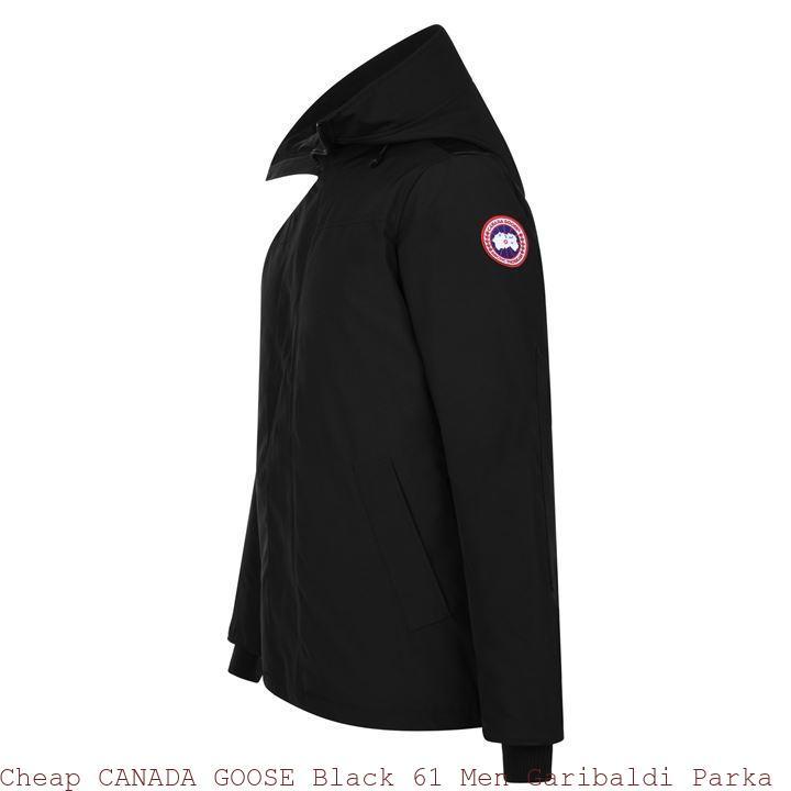 a0582b9ce40 Cheap CANADA GOOSE Black 61 Men Garibaldi Parka Boise, ID 60077403