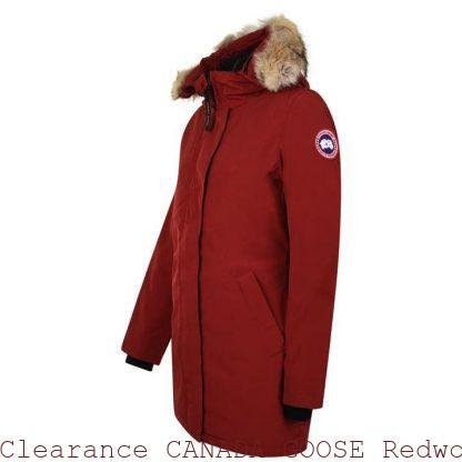 Clearance CANADA GOOSE Redwood Women Victoria Parka Jacket Austin, TX 66202308