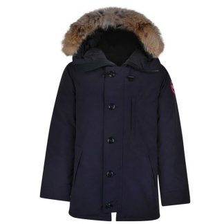 buy online 7f9c9 5ab26 Best Cheap CANADA GOOSE Slate Men Chateau Parka Montgomery ...